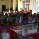 The Change Foundation kashmir children rehabilitation project