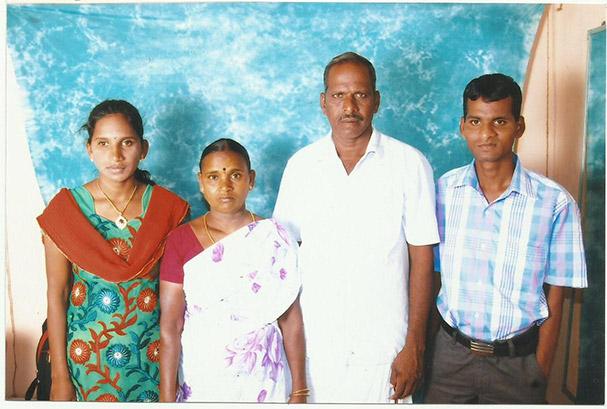 Suresh family
